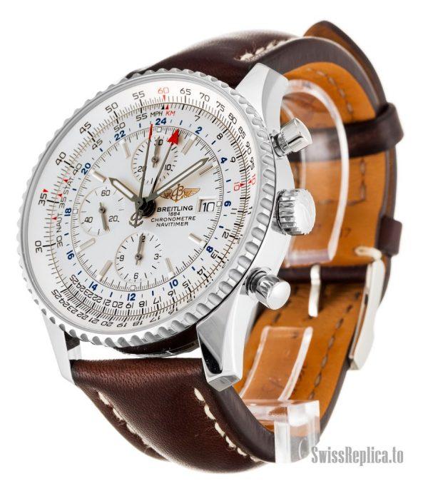Breitling Navitimer World A24322 Men Quartz 46 MM-1_1