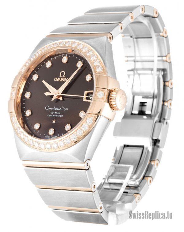 Omega Constellation Chronometer 123.25.38.21.63.001 Men Automatic 38 MM-1_1