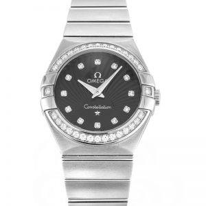 Omega Constellation Small 123.15.27.60.51.001 Women Quartz 27 MM-1