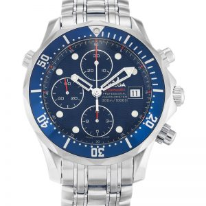Omega Seamaster Chrono Diver 2225.80.00 Men Quartz 41.5 MM-1