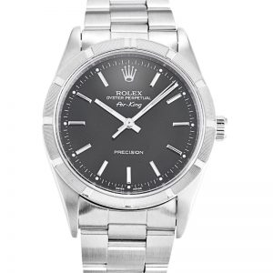Rolex Air-King 14010 Unisex Automatic 34 MM-1