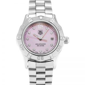 Tag Heuer Aquaracer WAF141H.BA0824 Women Quartz 27 MM-1