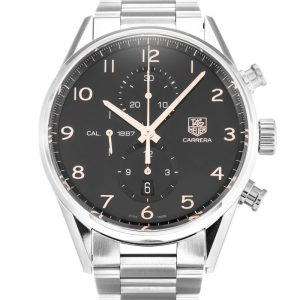 Tag Heuer Carrera CAR2014.BA0796 Men Quartz 43 MM-1