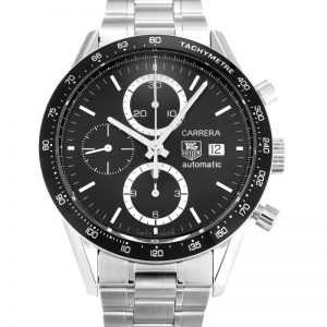 Tag Heuer Carrera CV2010.BA0786 Men Automatic 41 MM-1