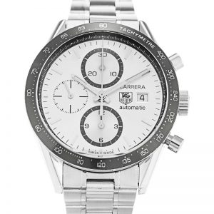 Tag Heuer Carrera CV2011.BA0786 Men Automatic 41 MM-1