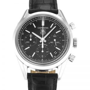 Tag Heuer Carrera CV2111.FC6180 Men Automatic 37 MM-1