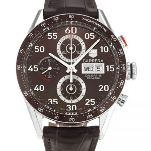 Tag Heuer Carrera CV2A12.FC6236 Men Automatic 43 MM-1