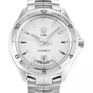 Tag Heuer Link WAT2011.BA0951 Men Automatic 42 MM-1