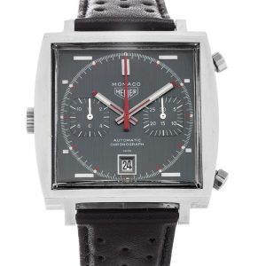 Tag Heuer Monaco 1133G Men Quartz 37 MM-1