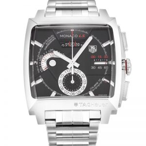 Tag Heuer Monaco CAL2110.BA0781 Men Quartz 40.5 MM-1