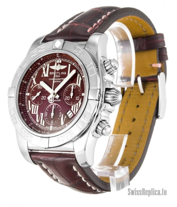 Breitling Chronomat 44 AB0110 Men Quartz 43.5 MM-1_1