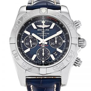 Breitling Chronomat 44 AB0110 Men Quartz 44 MM-1
