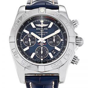 Breitling Chronomat 44 AB0110 Men Quartz 44 MM-1