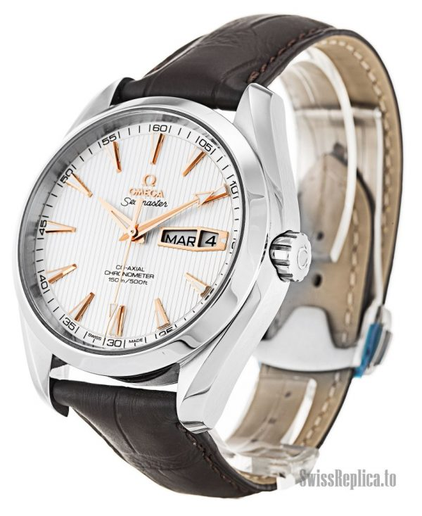 Omega Aqua Terra 150m Gents 231.13.43.22.02.002 Men Automatic 43 MM-1_1