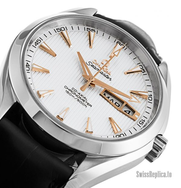Omega Aqua Terra 150m Gents 231.13.43.22.02.002 Men Automatic 43 MM-1_2