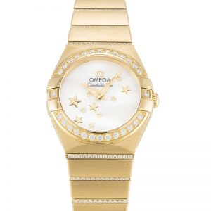 Omega Constellation 123.55.24.60.05.002 Women Automatic 24 MM-1