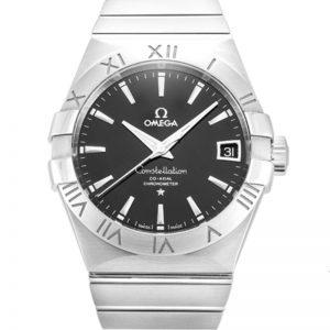 Omega Constellation Chronometer 123.10.38.21.01.001 Men Automatic 38 MM-1