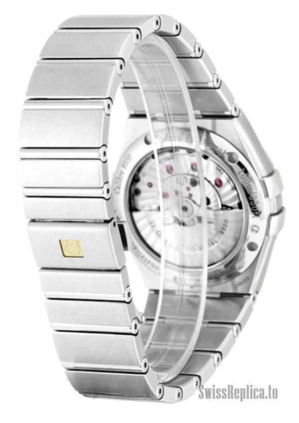 Omega Constellation Chronometer 123.10.38.21.01.001 Men Automatic 38 MM-1_2