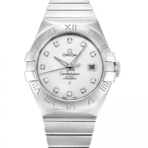 Omega Constellation Chronometer Ladies 123.10.31.20.55.001 Women Automatic 31 MM-1