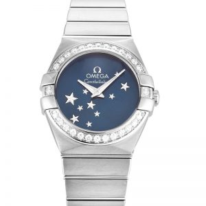 Omega Constellation Ladies 123.15.24.60.03.001 Women Quartz 24 MM-1
