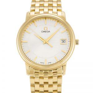 Omega De Ville Prestige 4110.31.00 Men Quartz 34.4 MM-1