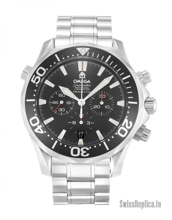 Omega Seamaster Americas Cup 2594.50.00 Men Automatic 41.5 MM-1