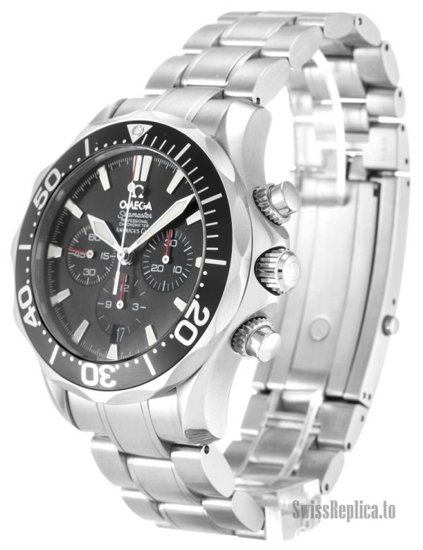 Omega Seamaster Americas Cup 2594.50.00 Men Automatic 41.5 MM-1_1
