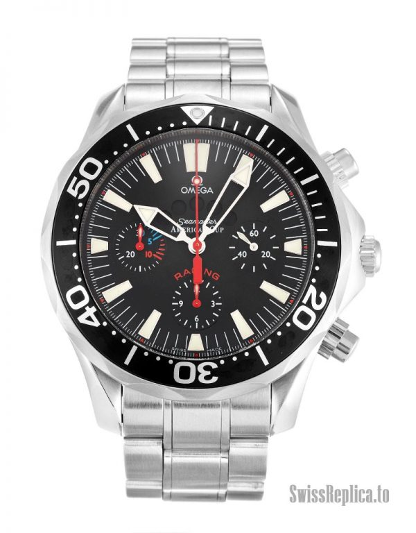 Omega Seamaster Americas Cup 2869.50.91 Men Automatic 44 MM-1