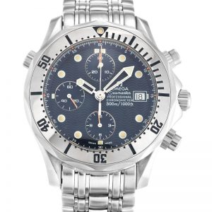 Omega Seamaster Chrono Diver 2598.80.00 Men Quartz 42 MM-1