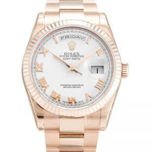 Rolex Day-Date 118235 F Men Automatic 36 MM-1