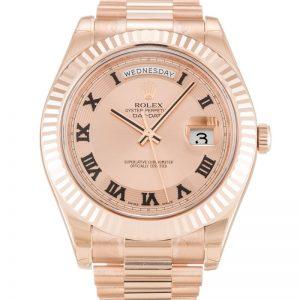 Rolex Day-Date II 218235 Men Automatic 41 MM-1