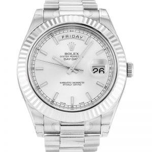 Rolex Day-Date II 218239 Men Automatic 41 MM-1