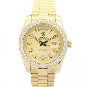 Rolex Day-Date II 218348 Men Automatic 41 MM-1