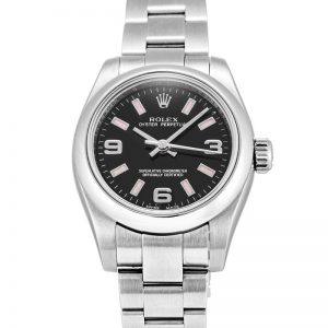 Rolex Lady Oyster Perpetual 176200 Women Automatic 26 MM-1
