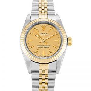 Rolex Lady Oyster Perpetual 76193 Women Automatic 24 MM-1