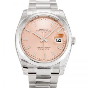 Rolex Oyster Perpetual Date 115200 Unisex Automatic 34 MM-1