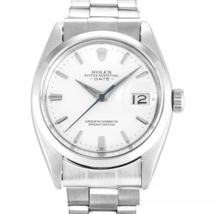 Rolex Oyster Perpetual Date 1500 Men Automatic 36 MM-1