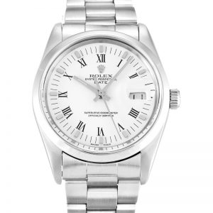 Rolex Oyster Perpetual Date 15000 Unisex Automatic 34 MM-1