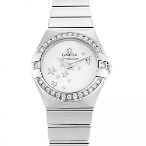 Omega Constellation Ladies 123.15.24.60.05.003 Women Quartz 24 MM-1