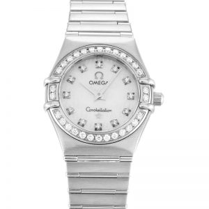 Omega Constellation Mini 1460.75.00 Women Quartz 22.5 MM-1