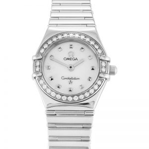 Omega Constellation Mini 1465.71.00 Women Quartz 22.5 MM-1