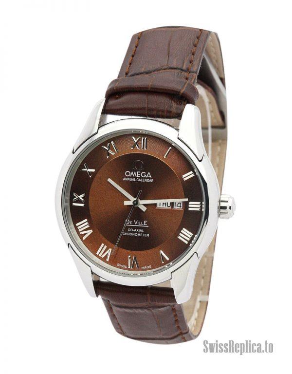 Omega De Ville Hour Vision 431.33.41.21.01.001 Men Automatic 41 MM-1_10