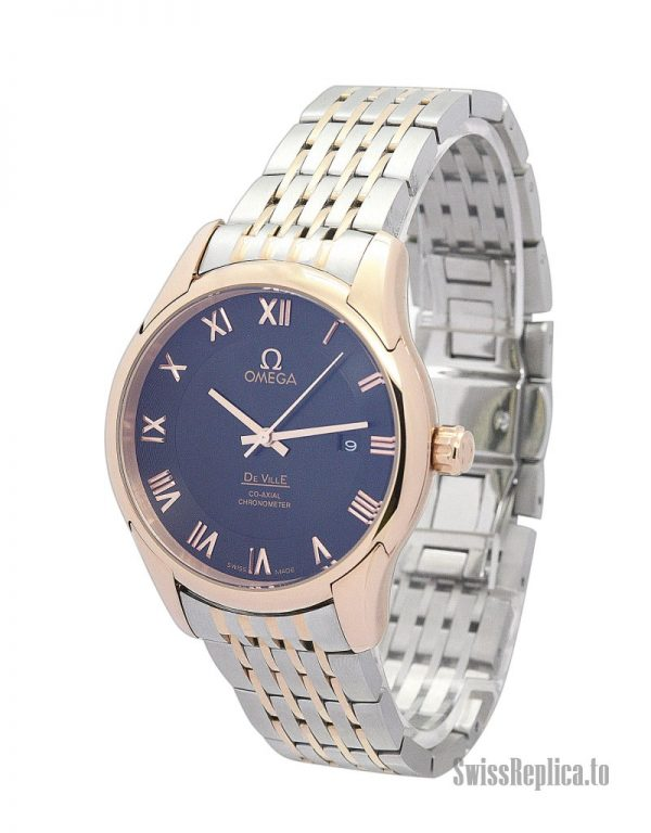 Omega De Ville Hour Vision 431.33.41.21.01.001 Men Automatic 41 MM-1_10