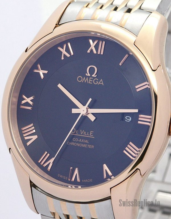 Omega De Ville Hour Vision 431.33.41.21.01.001 Men Automatic 41 MM-1_11