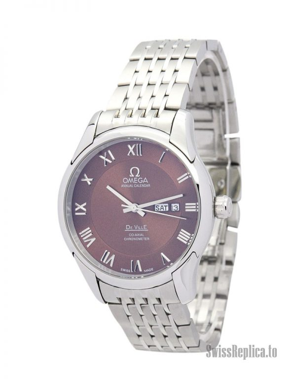 Omega De Ville Hour Vision 431.33.41.21.01.001 Men Automatic 41 MM-1_13