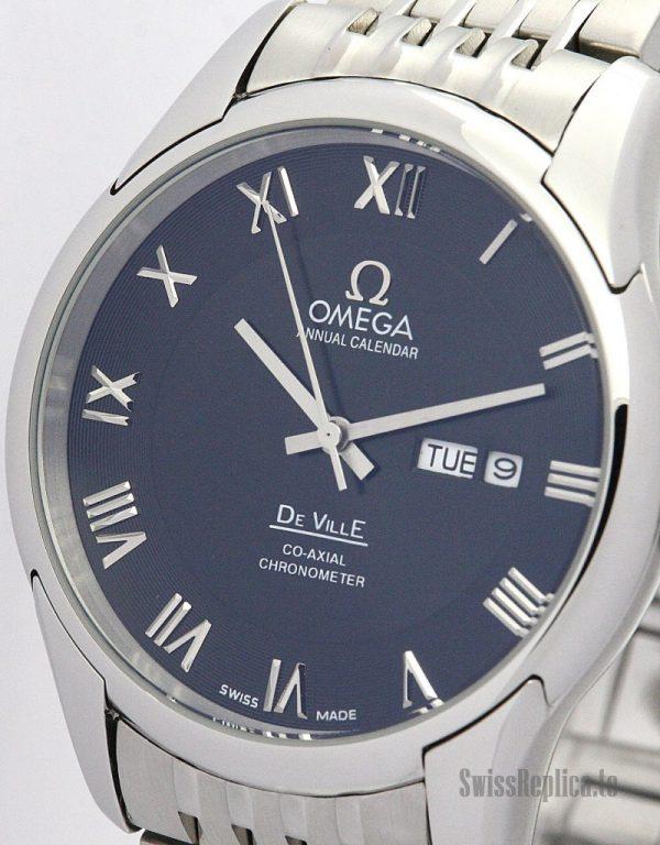 Omega De Ville Hour Vision 431.33.41.21.01.001 Men Automatic 41 MM-1_14