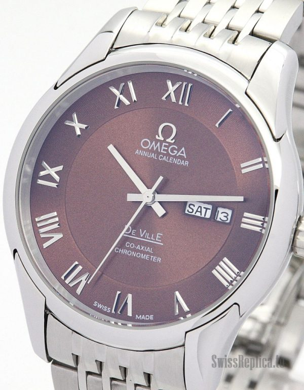 Omega De Ville Hour Vision 431.33.41.21.01.001 Men Automatic 41 MM-1_14