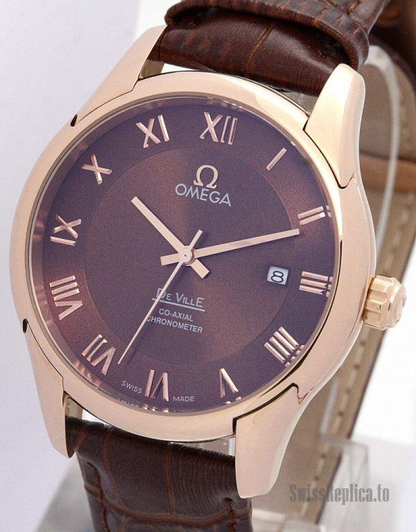 Omega De Ville Hour Vision 431.33.41.21.01.001 Men Automatic 41 MM-1_17