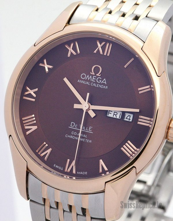 Omega De Ville Hour Vision 431.33.41.21.01.001 Men Automatic 41 MM-1_20