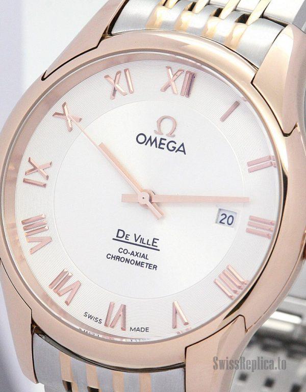 Omega De Ville Hour Vision 431.33.41.21.01.001 Men Automatic 41 MM-1_20